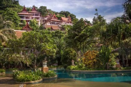 phuket beach resort, five star hotel